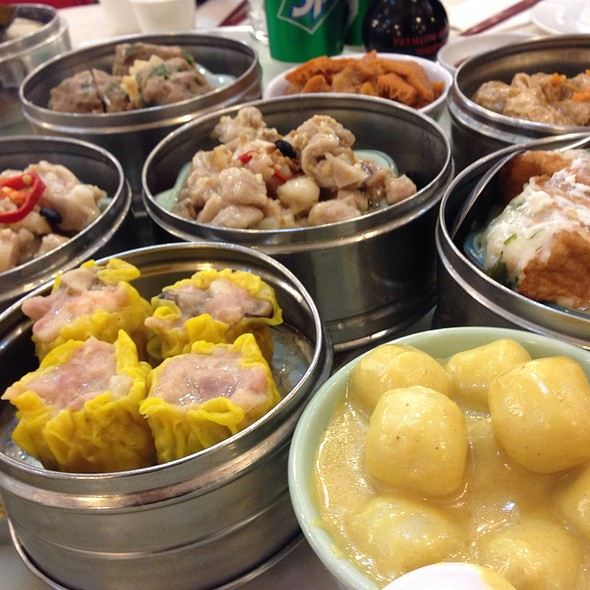 Dim Sum @ Ocean Star Seafood