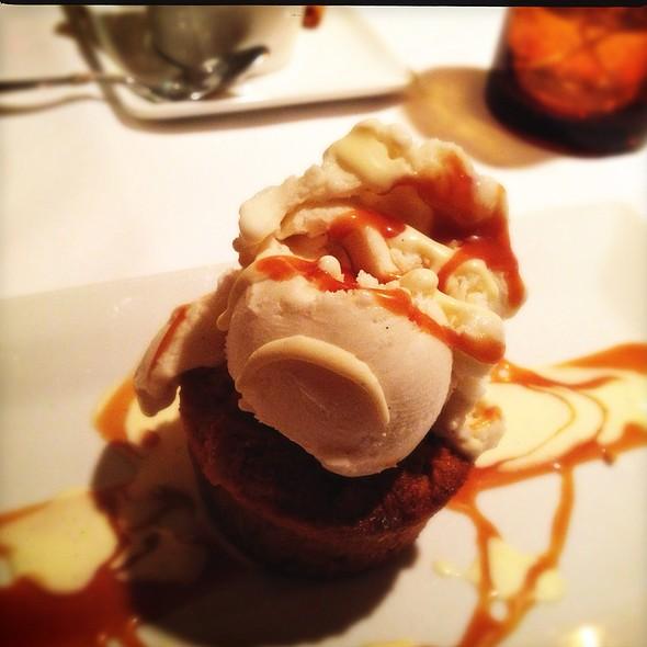 Caramel Bread Pudding - Matt's Red Rooster Grill, Flemington, NJ