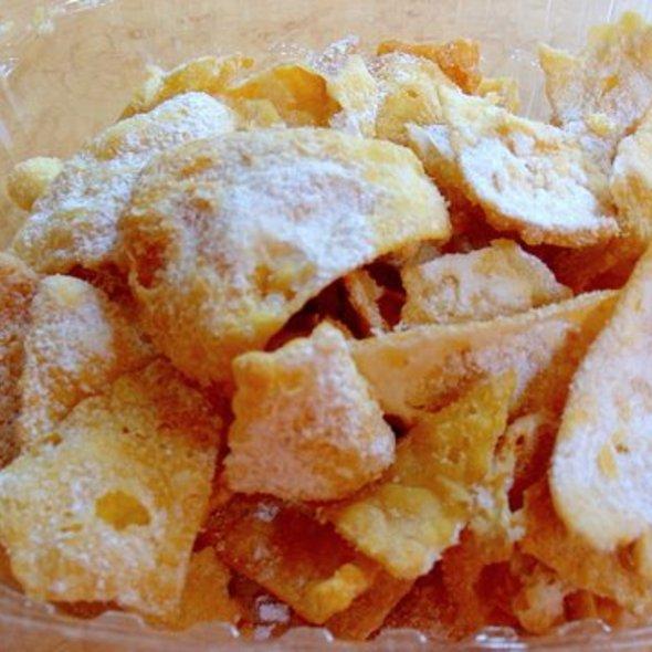 Bugia Cookies @ Liguria Bakery