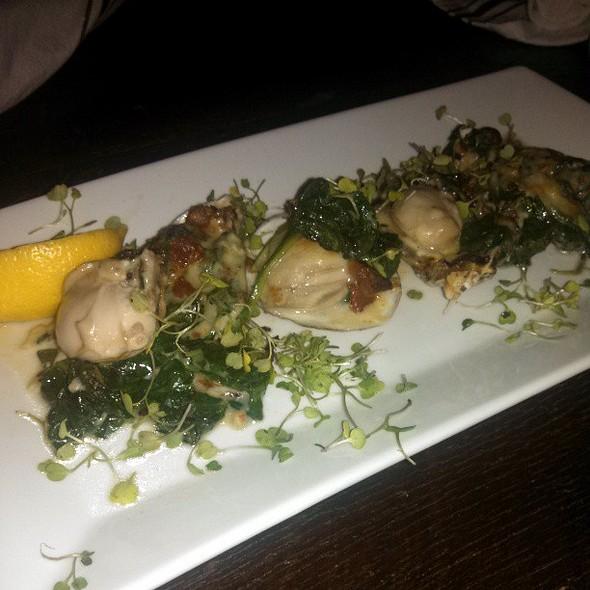 Oysters Rockefeller @ Pearl Raw Bar