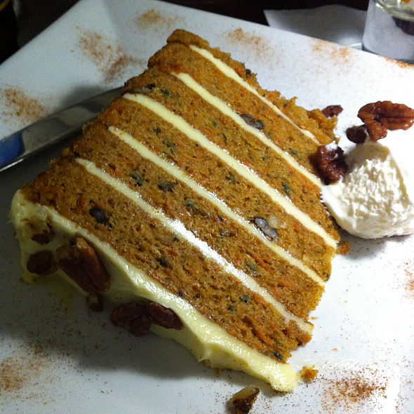 Carrot Cake @ Daily Grill