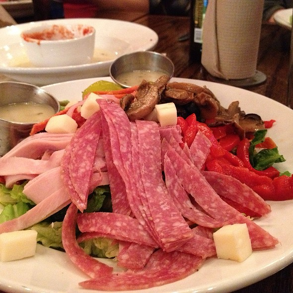 Antipasto Salad @ Aldo's Pizza Pies