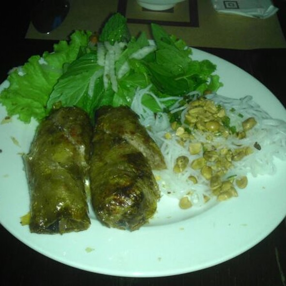 Fried spring rolls @ Nha Hang Ngon