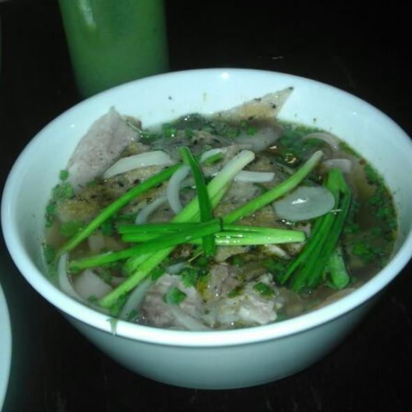 Cao Lau @ Nha Hang Ngon
