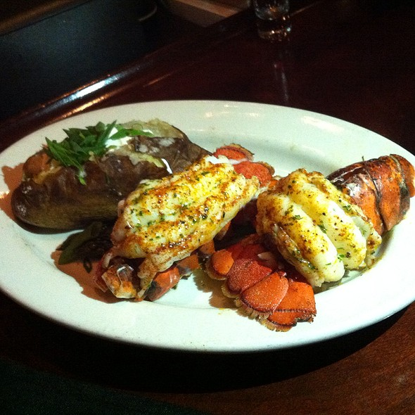Twin Maine Lobster Tails