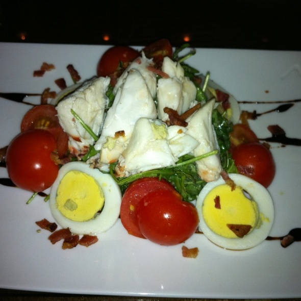 Crab Cobb Salad - Explorers - Royal Sonesta Harbor Court Baltimore, Baltimore, MD