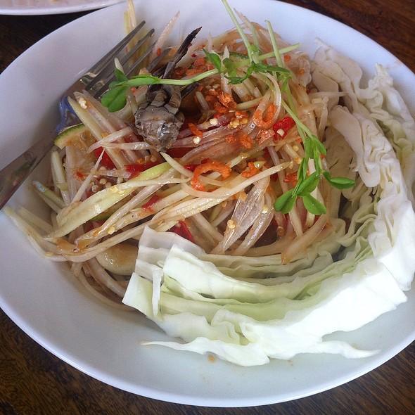 Som-tum Lao @ Holybasil