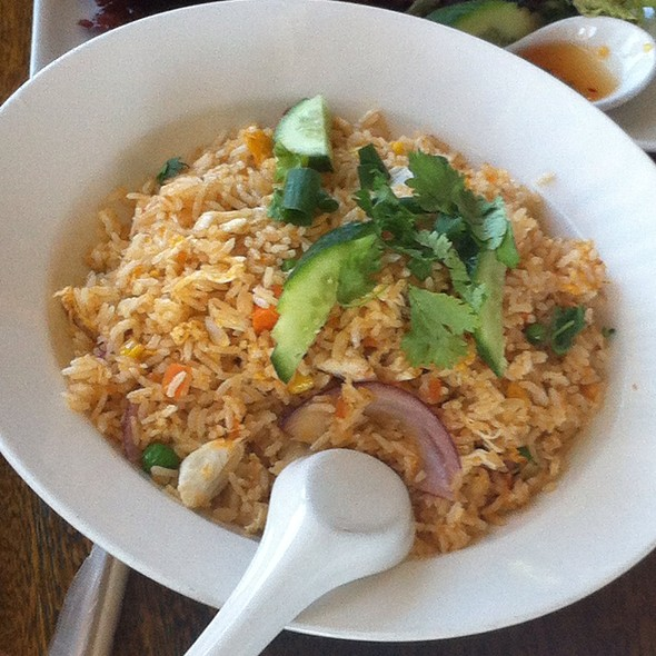 Crabmeat Fried Rice @ Holybasil