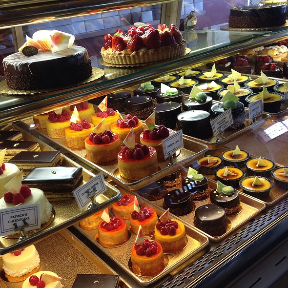 Viennoiseries - Patrick's Bakery Cafe, Richfield, MN