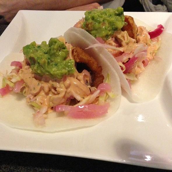 Shrimp Tacos With Jicama Wrapper - Poquito, San Francisco, CA