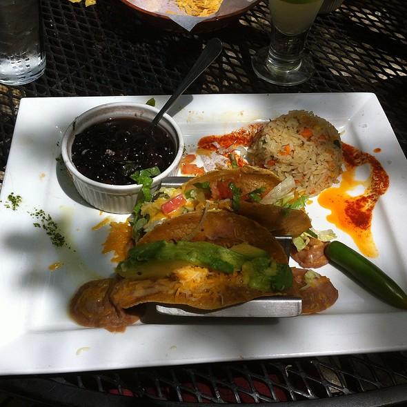 Soft Tacos @ Serrano's