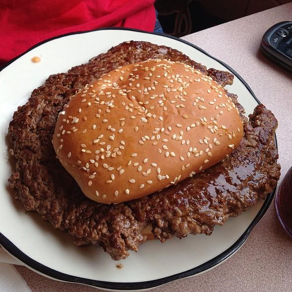 Hamburger @ White Haven Family Diner