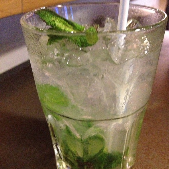 Mojito @ Jeronymo Food With Friends