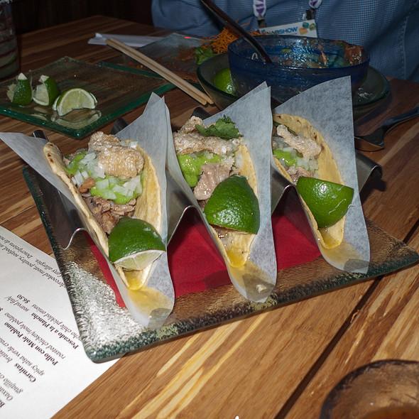 carnitas tacos - China Poblano - The Cosmopolitan of Las Vegas, Las Vegas, NV