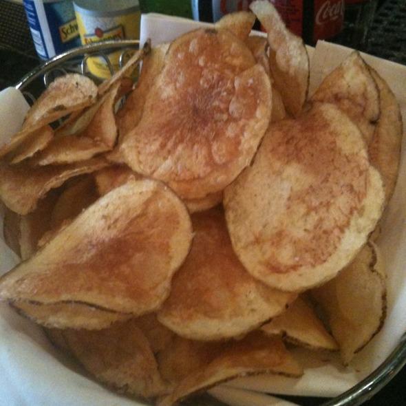 Capital Potato Chips - The Capital Grille - Kansas City, Kansas City, MO