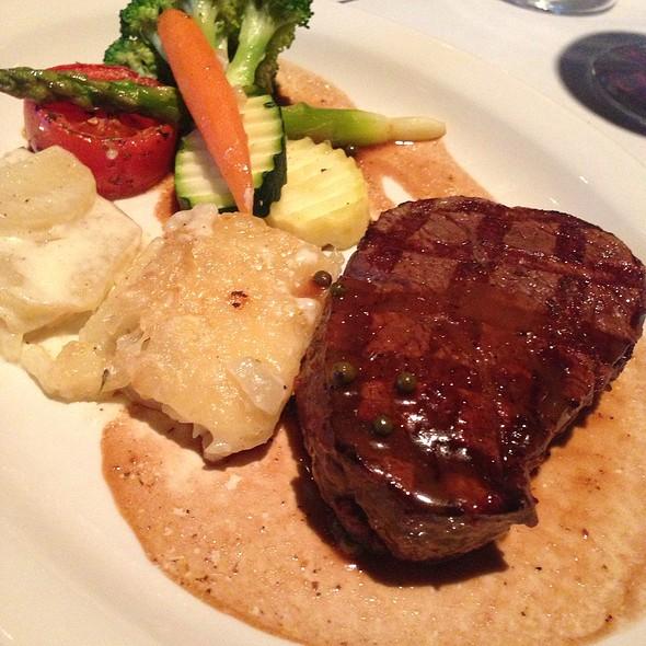 Grilled Beef Tenderloin - Frederick's Bistro, San Antonio, TX