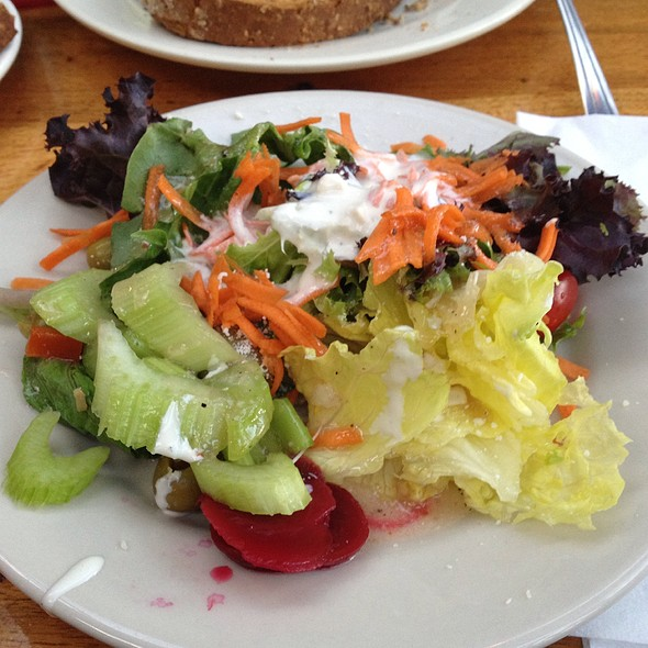 Salad @ Walpack Inn Inc.