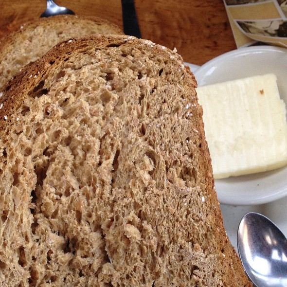 Brown Bread @ Walpack Inn Inc.