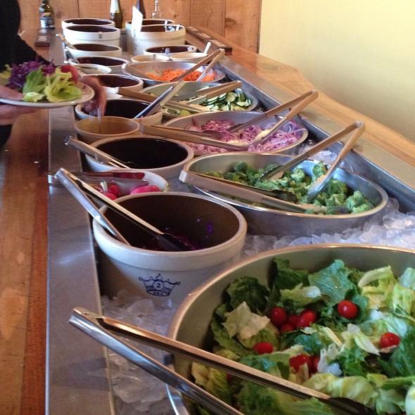 Salad Bar @ Walpack Inn Inc.