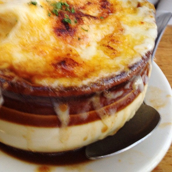 French Onion Soup @ Walpack Inn Inc.