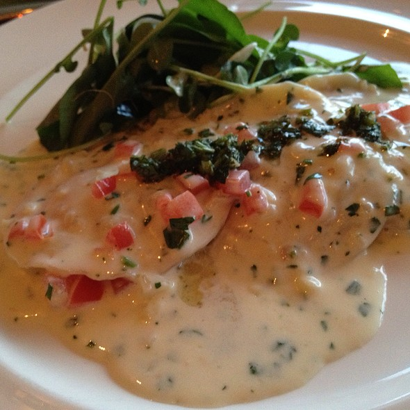 Lobster Ravioli - Shor Seafood at the Hyatt Resort & Spa, Key West, FL