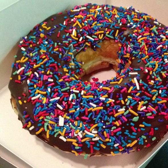 Monster Donut @ Yum Yum Bake Shops