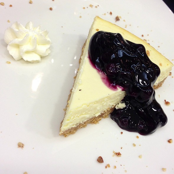 Blueberries Cheese Cake