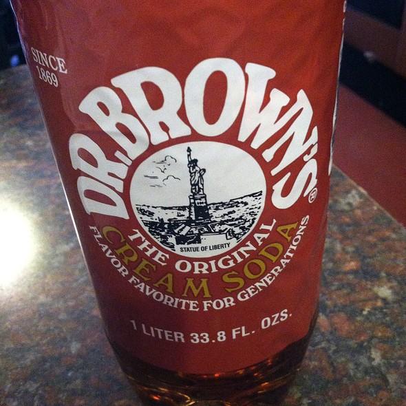 Dr. Browns Original Cream Soda