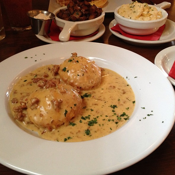 Biscuits and Gravy @ Booker's Backyard