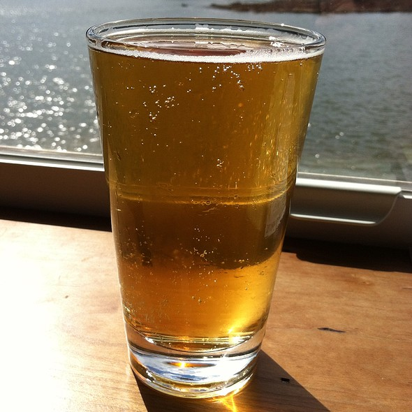 Trapp Family Helles Lager Beer @ The Marina