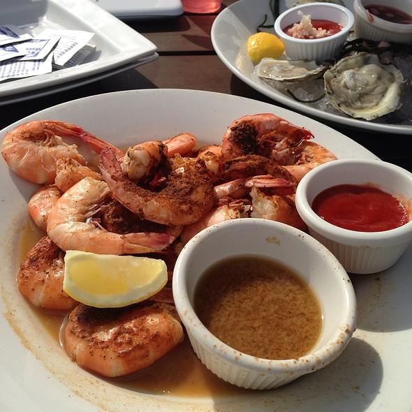 Steamed Shrimp - Tony & Joe's Seafood Place, Washington, DC