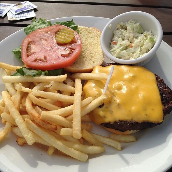 Burger - Tony & Joe's Seafood Place, Washington, DC