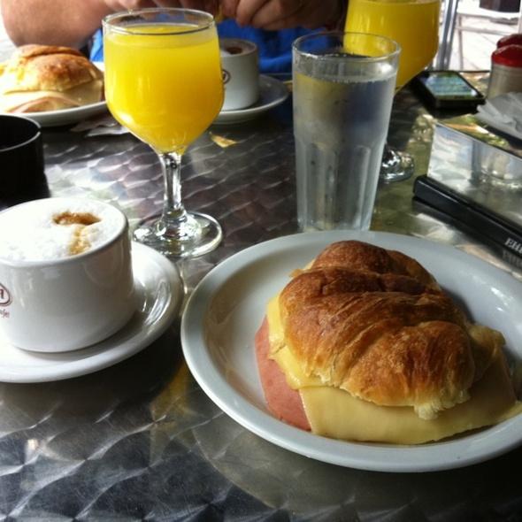 desayuno @ El Valerio
