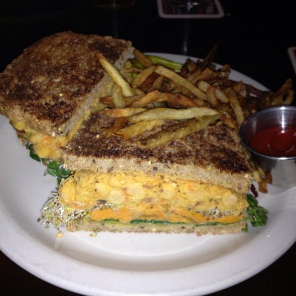 Chickpea Sandwich @ Standard Tap