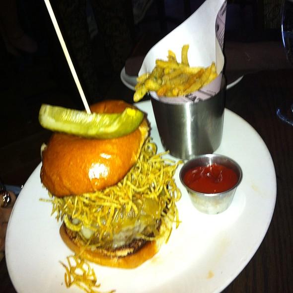 Wagyu Burger - Abby Park, Milton, MA