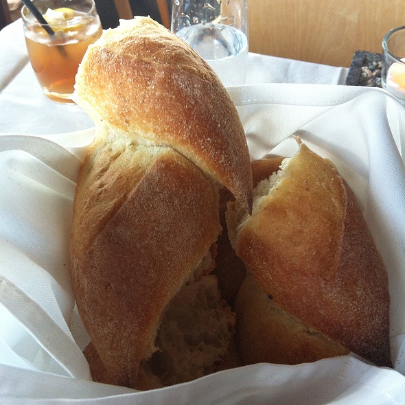 Bread - The Observatory at Grouse Mountain, North Vancouver, BC