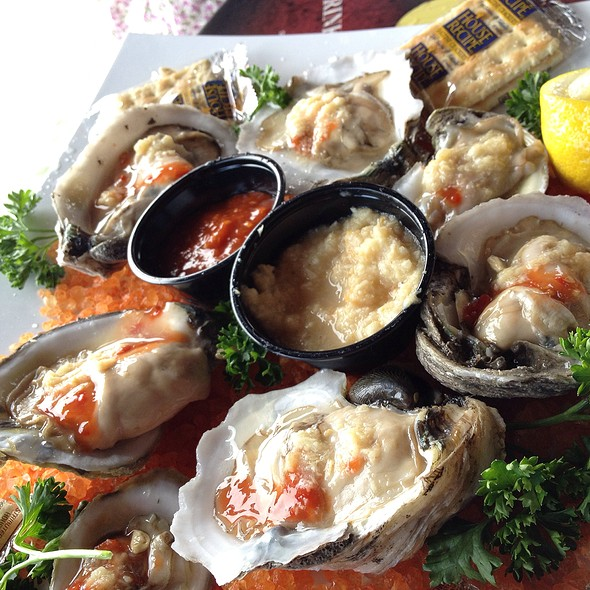 Oysters - Whiskey Joe's, Tampa, FL