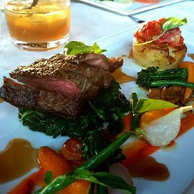 Roasted Organic Beef Striploin