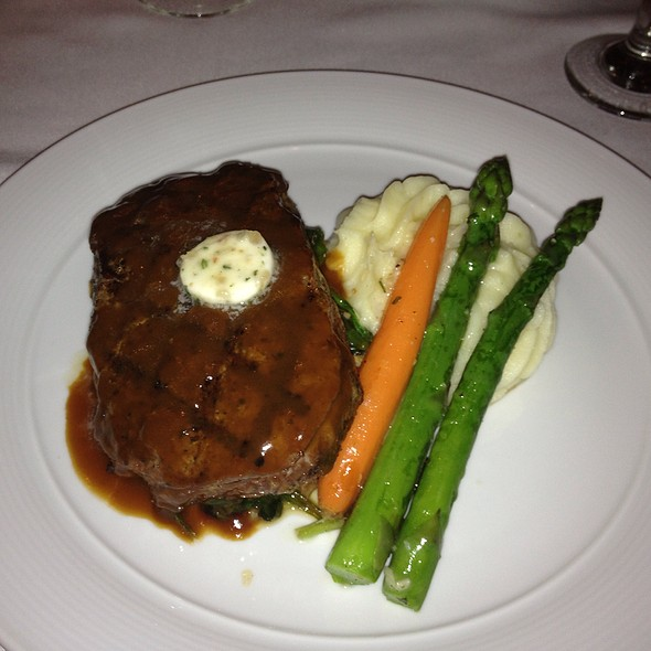 Steak Delmonico - The Firehouse Restaurant, Sacramento, CA