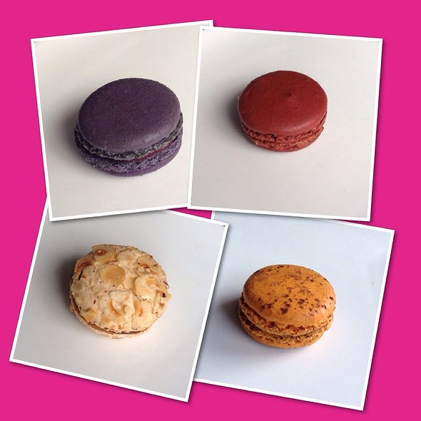 Macarons @ Pure Freude