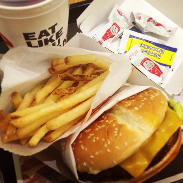 Original Thickburger @ Carl's Jr