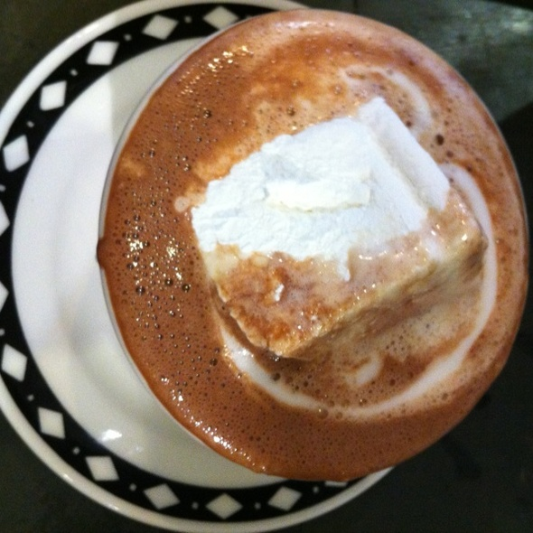 Hot Chocolate @ City Bakery