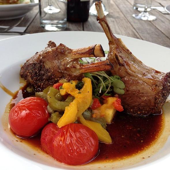 Lamb Pastrami  @ Villa Maria Estate