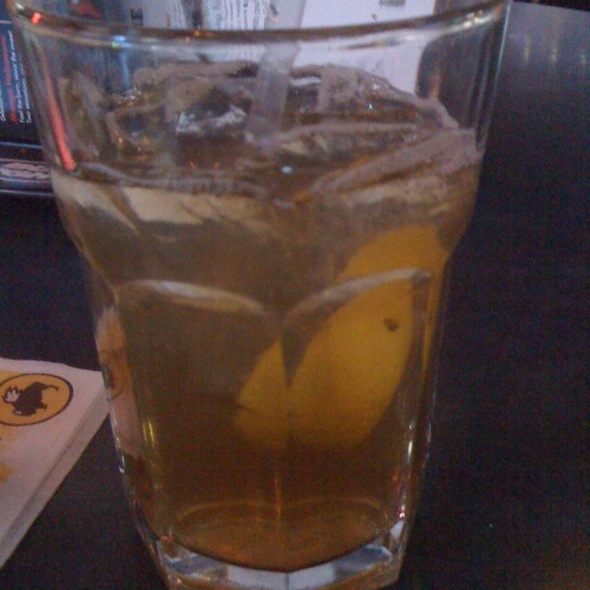 Top Shelf Long Island Ice Tea @ Buffalo Wild Wings Grill & Bar