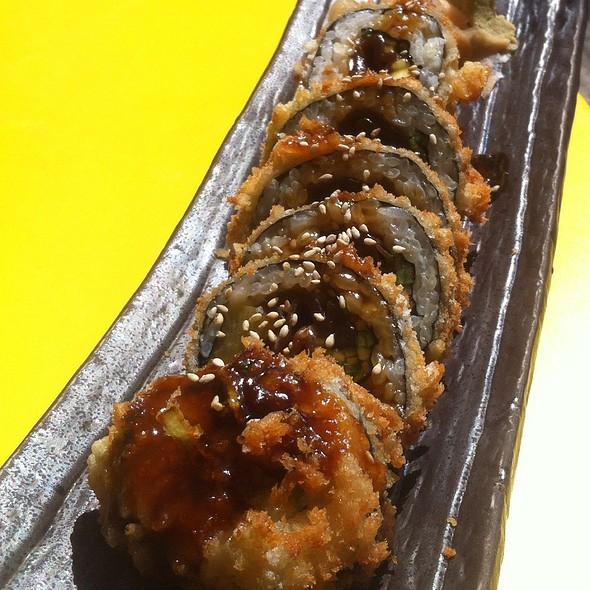 Crispy Veggie Roll