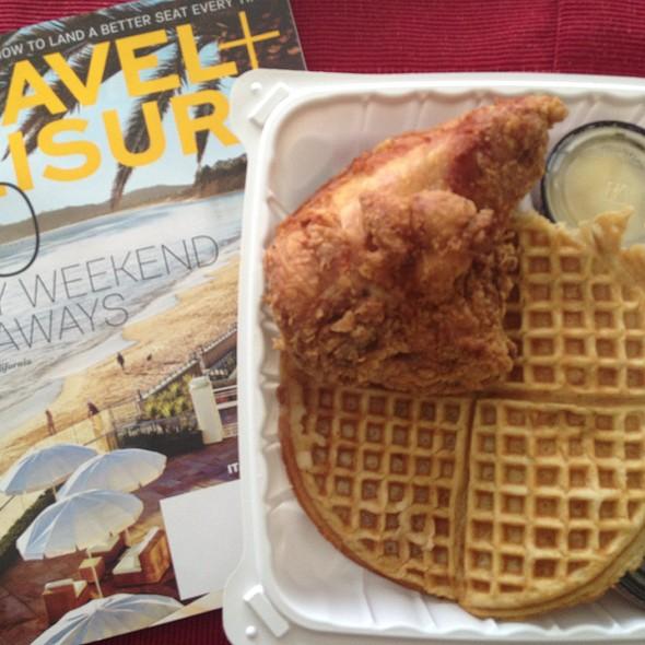 Uptown Special @ Gussie's Chicken & Waffle