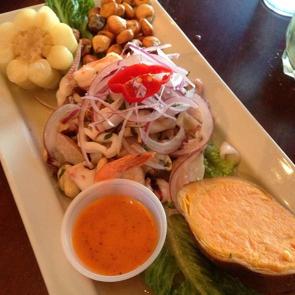 Ceviche - Don Churro Cafe, Chantilly, VA