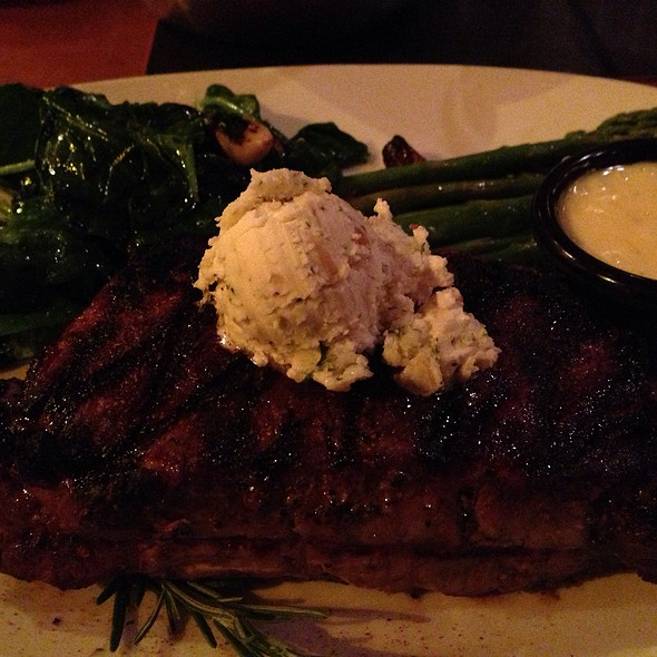 K.C. Strip - The Final Cut Steakhouse, Maryland Heights, MO