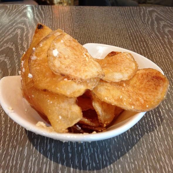 truffle parmesan potato chips - Kelvin, San Diego, CA