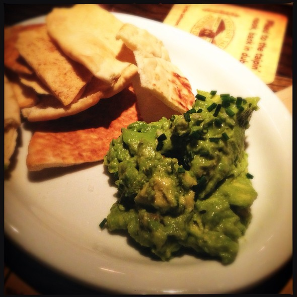 Avocado Mash @ SideDoor